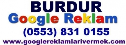 Burdur internet Reklam